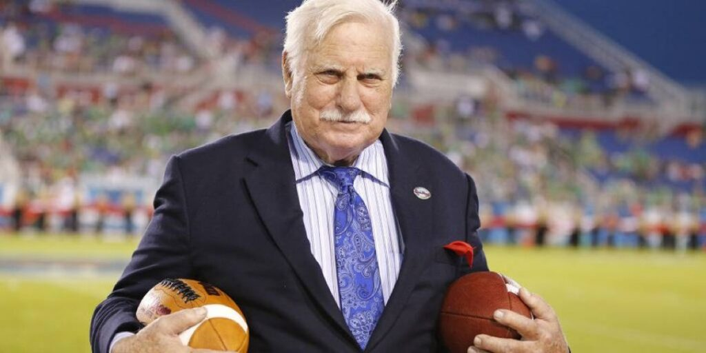 Coach Howard Schnellenberger died 87