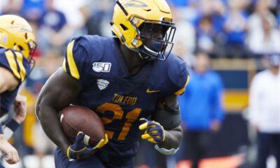 Shakif Seymour Toledo NFL Draft Prospect