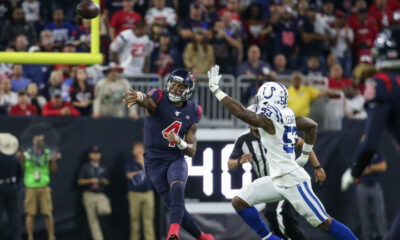 Darius Leonard Deshaun Watson NFL media