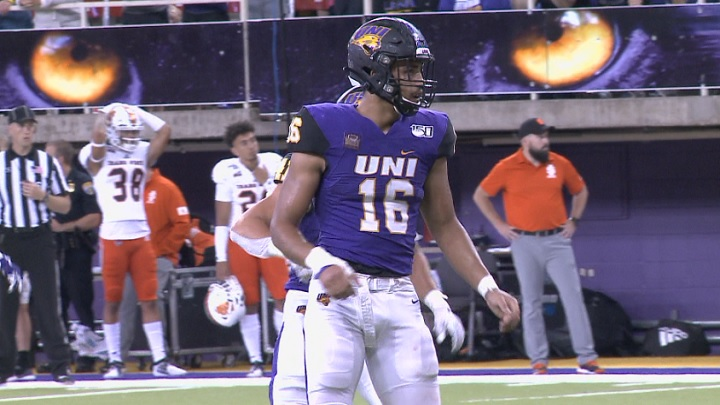 Elerson Smith Northern Iowa NFL Draft