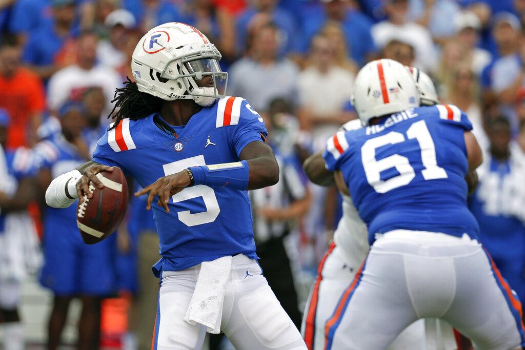 Emory Jones Florida NFL Draft Potential Great