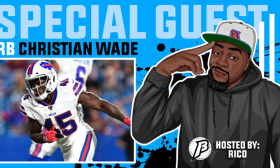 Christian Wade Interview Buffalo Fanatics Buffalo Bills
