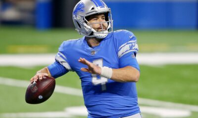 Chase Daniel Trade block lions patriots