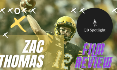 Zac Thomas App State NFL Draft Review