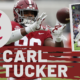Carl Tucker Alabama NFL Draft