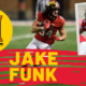 Maryland RB Jake Funk Draft Interview Zoom