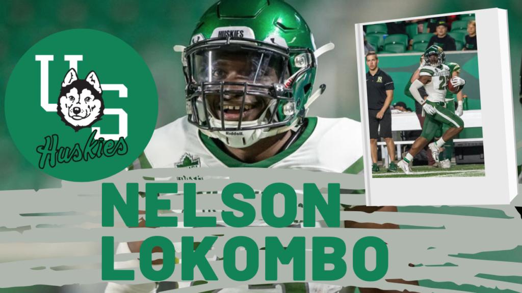 Nelson Lokombo Zoom Interview NFL Draft Diamonds