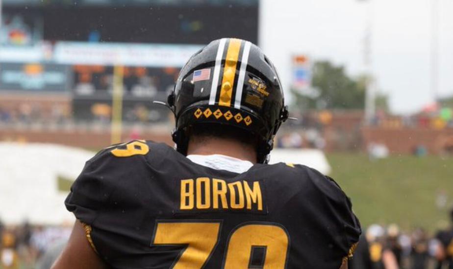 Larry Broom NFL Draft 2021 NFL Draft Interview