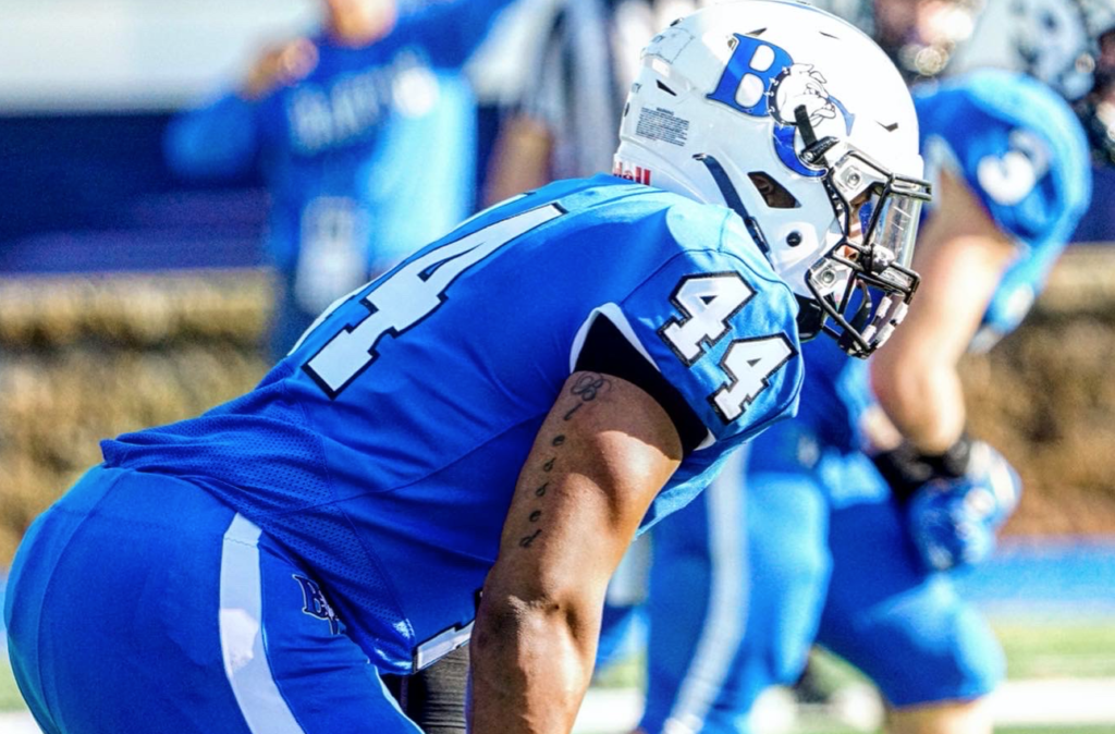 Quamel Kenion, RB, Barton College 2021 NFL Draft