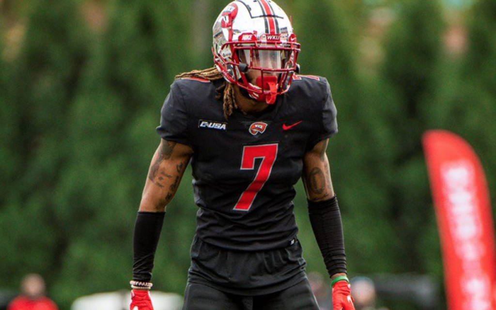 Trae Meadows Western Kentucky NFL Draft Prospect