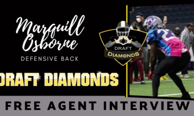 Marquill Osborne Free Agent defensive back