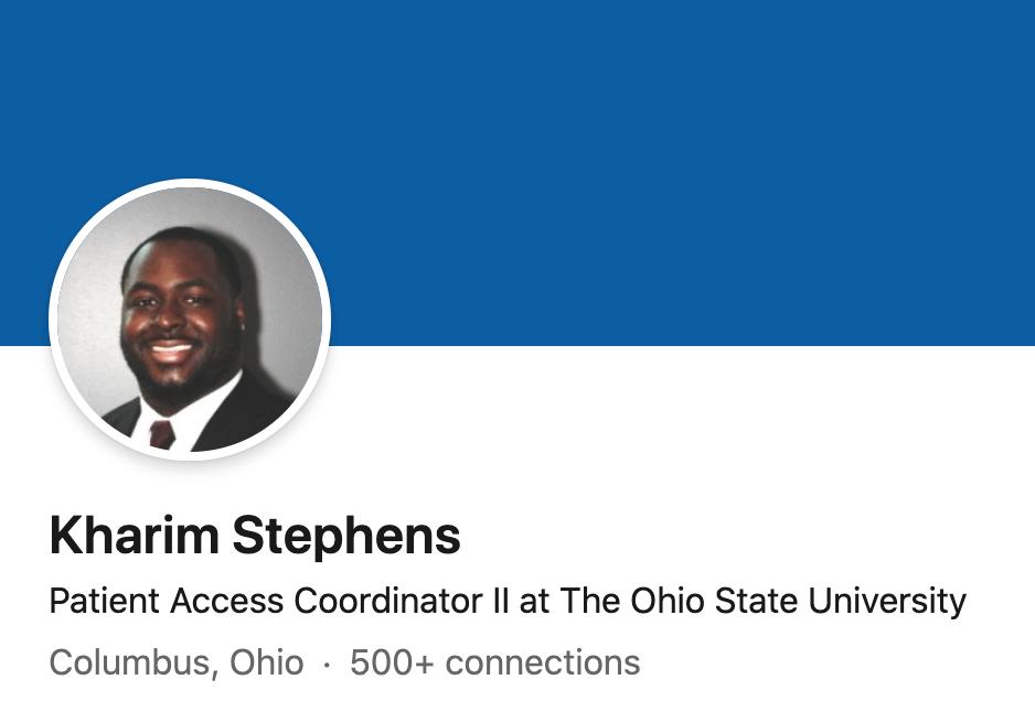 Kharim Stephens Ohio State