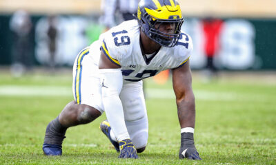 Kwity Paye Michigan NFL Draft Prospect