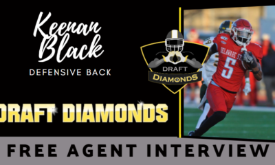 Keenan Black free agent interview