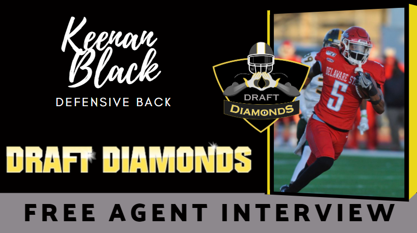 Keenan Black free agent interview