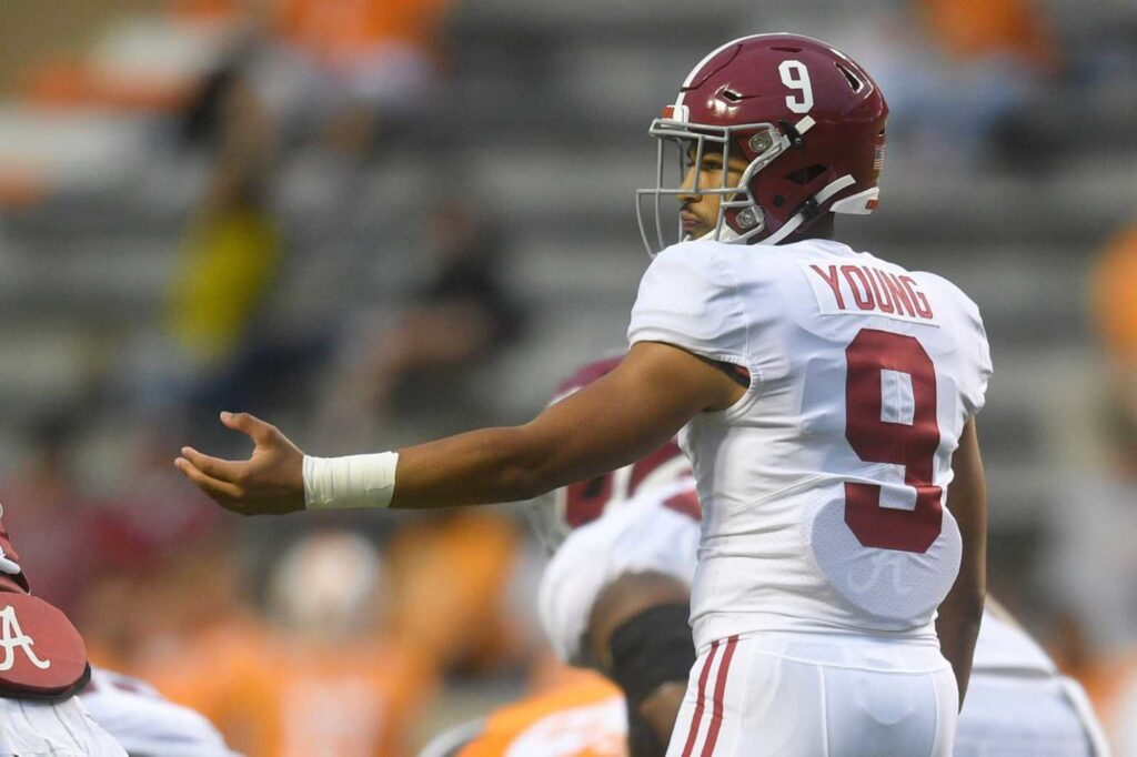 Bryce Young Alabama QB Film Breakdown