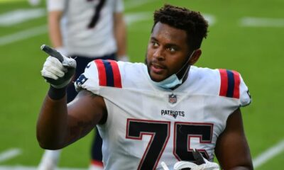Justin Herron Patriots New England honored