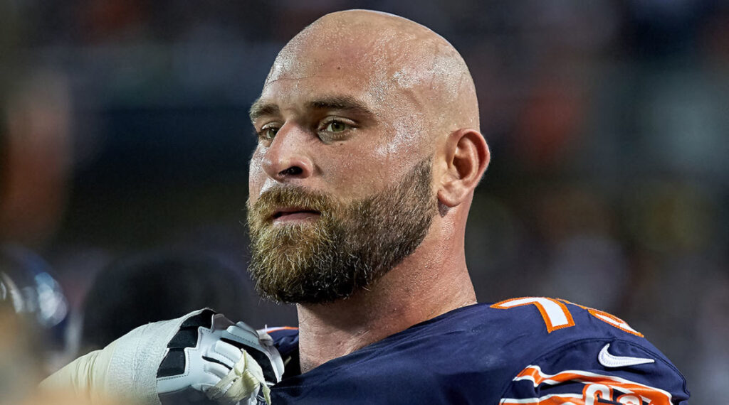 Kyle Long come back to the NFL