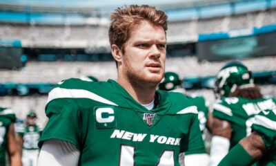 Sam Darnold Panthers NFL Trade Prediction