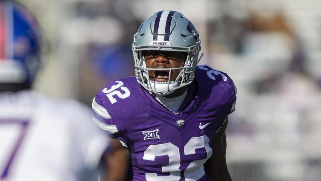 Justin Hughes Kansas State NFL Draft Interview
