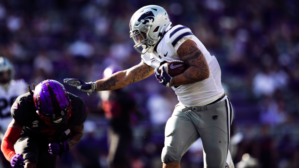 Briley Moore Kansas State Tight End 2021 NFL Draft Interview