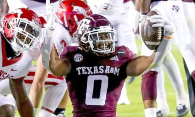 Ainias Smith Texas A&M Most Underrated prospect in the SEC