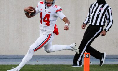 CJ Stroud Ohio State University QB Spotlight
