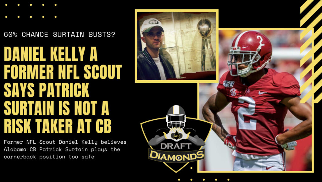 Patrick Surtain Alabama NFL Draft Scouting Report