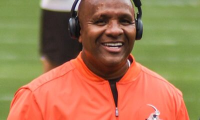 Hue Jackson Browns NFL Draft
