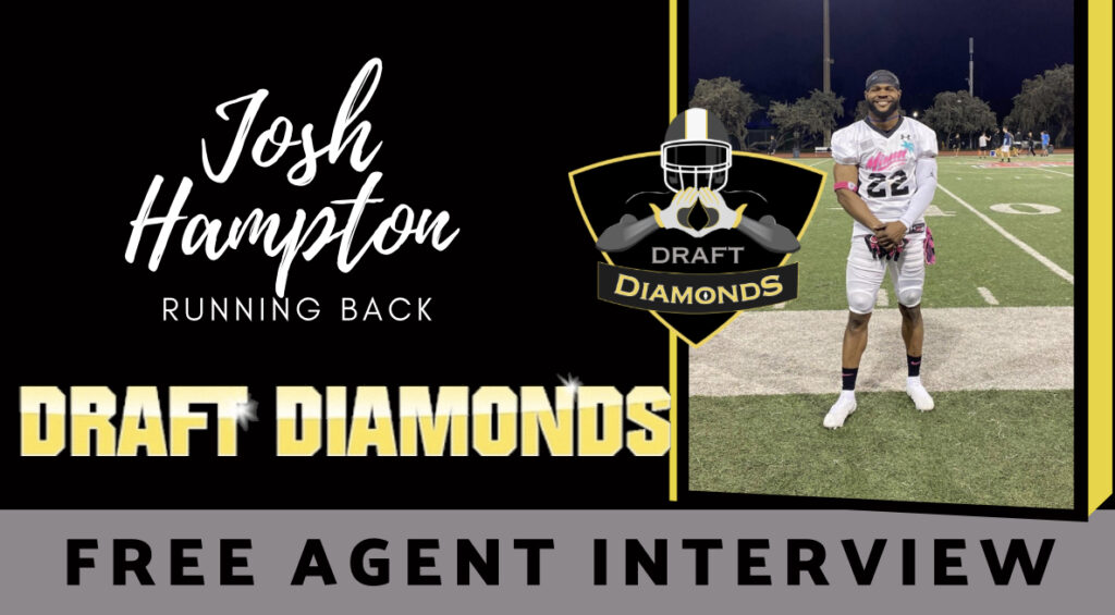 Josh Hampton Free Agent Interview