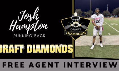 Josh Hampton Free Agent Interview