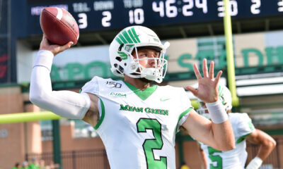 North Texas Football Austin Aune NFL Draft