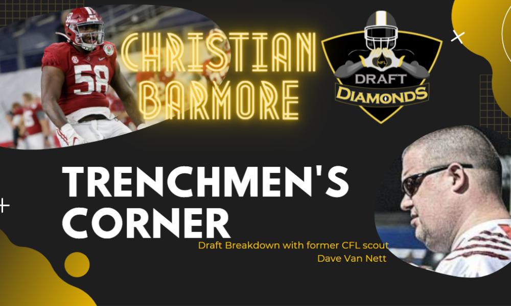 Christian Barmore Scouting Report Trenchmen's Corner