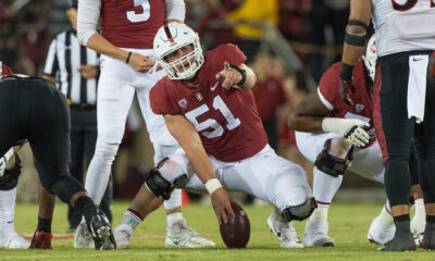 Drew Dalman Stanford OC 2021 NFL Draft Prospect