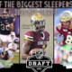 Five Draft Sleepers 2021 NFL Draft
