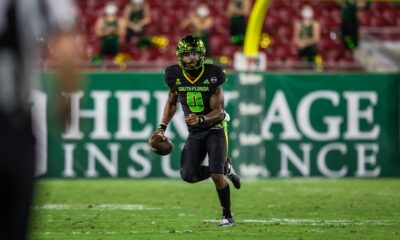 Noah Johnson USF Quarterback NFL