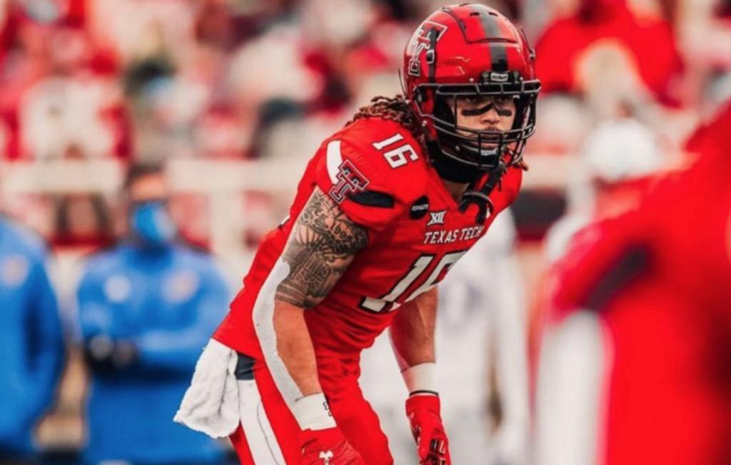 Thomas Leggett NFL Draft Texas Tech 2021 NFL Draft