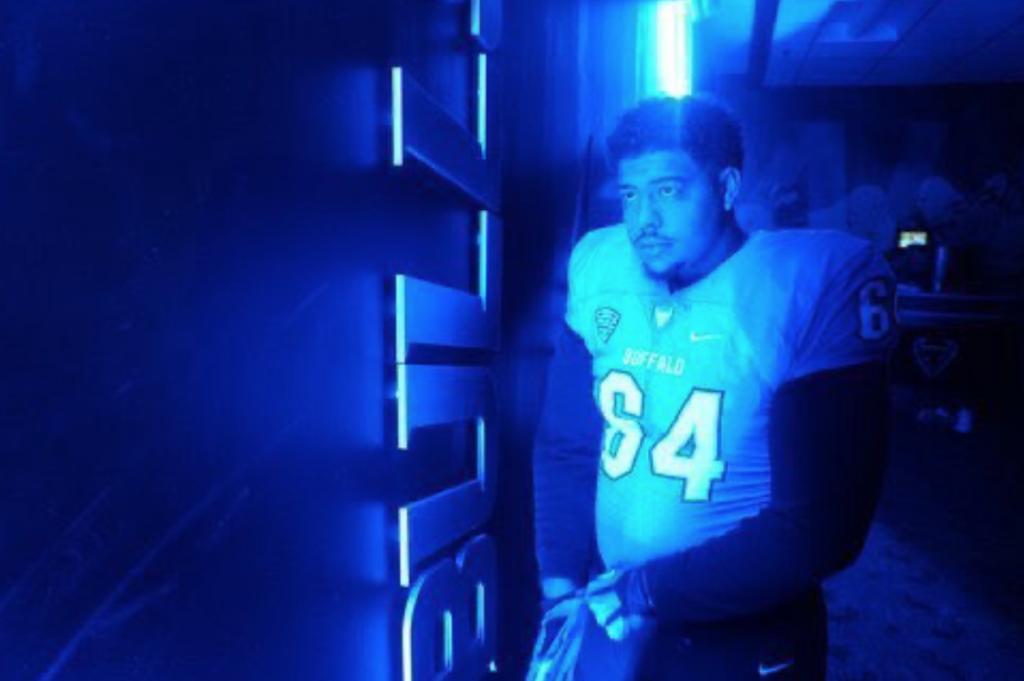 Eddie Zinn Turner Buffalo NFL Draft Prospect
