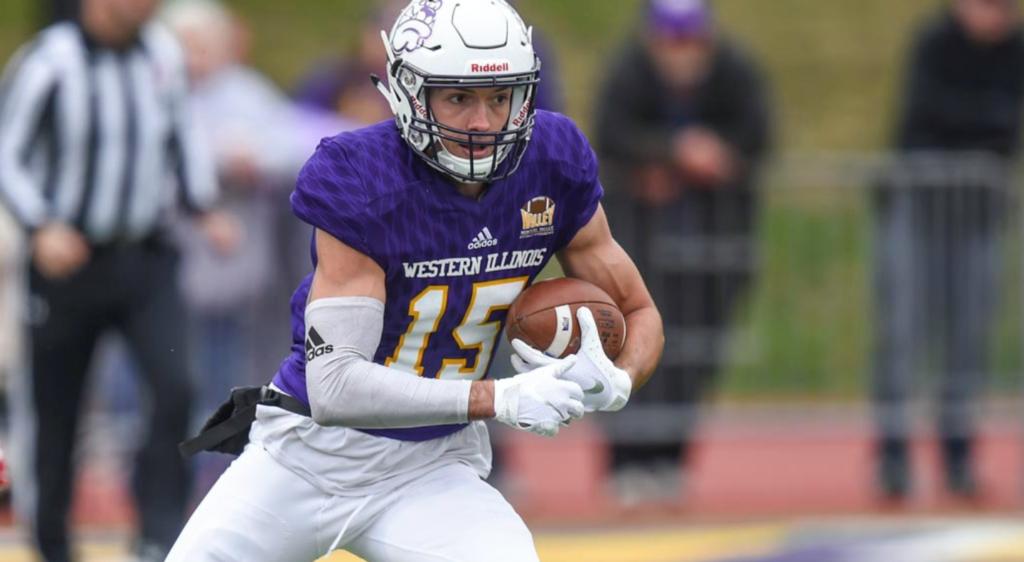 John Brunner Western Illinois NFL Draft 2021