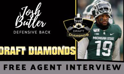 Josh Butler Free Agent Interview NFL