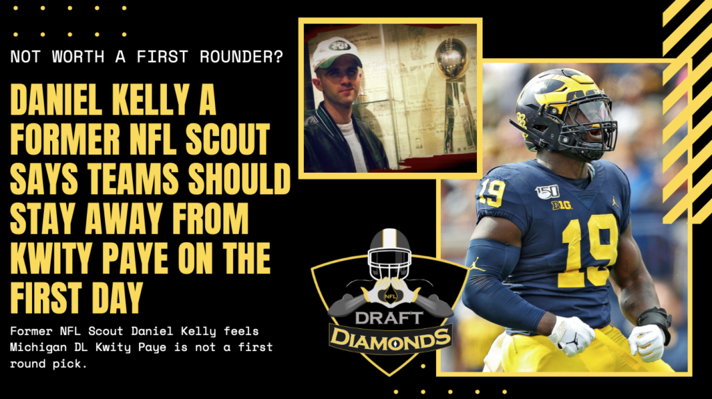 Kwity Paye Michigan NFL Draft Former NFL Scout