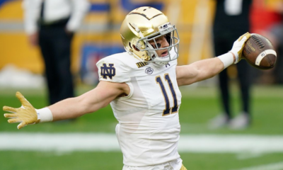 Ben Skowronek, WR, University of Notre Dame