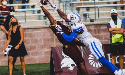 Jeremiah Haydel, WR, Texas State University