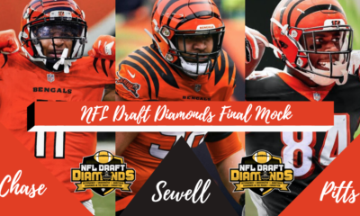 NFL Draft Diamonds Mock Draft Final