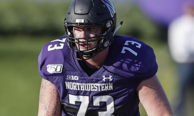Gunnar Vogel NFL Draft Northwestern Interview
