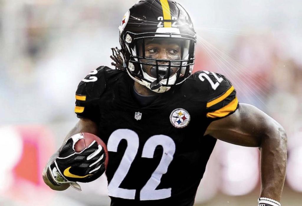 Najee Harris Steelers NFL Draft