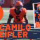 Camilo Eifler LB Illinois NFL Draft 2021 NFL Draft Prospect