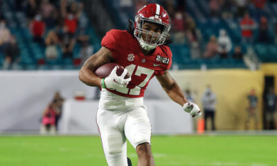 Jaylen Waddle Alabama NFL Draft 2021