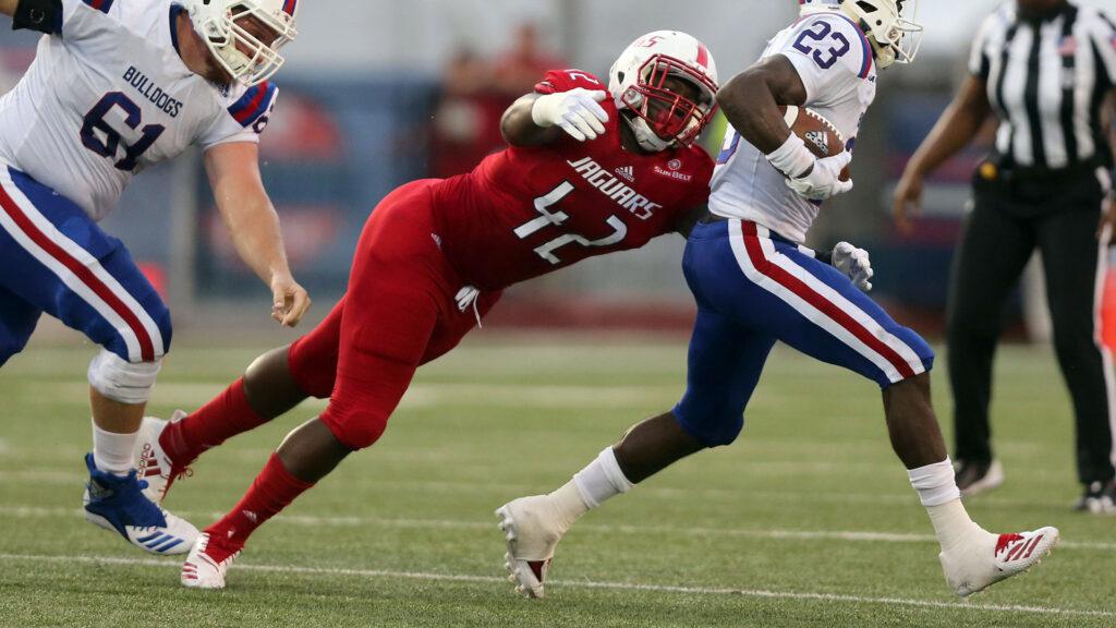 Jeremiah Littles South Alabama NFL Draft