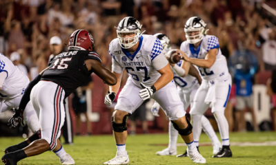 Landon Young, OT, Kentucky